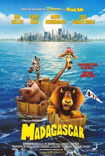 ...Мадагаскар Оригинальное название: Madagascar Режиссер.
